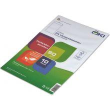 ÖKI Versandtasche Classic C4T-ÖF/CLA90 10 Stück DIN C4 mit Haftstreifen ohne Fenster 90g/m² weiß