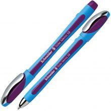 SCHNEIDER Kugelschreiber 1502 Slider Memo XB violett