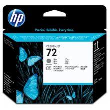 HP Druckkopf Nr. 72 C9380A grau/schwarz