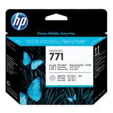 HP Druckkopf CE020A Nr. 771 schwarz/grau