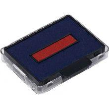 TRODAT Stempel-Ersatzkissen 6/50/2 2 Stück blau-rot