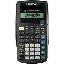 TEXAS INSTRUMENTS Taschenrechner 10-stellig schwarz