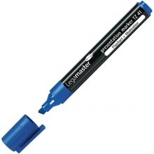 LEGAMASTER Flipchartmarker TZ41 Keilspitze 2-5 mm blau
