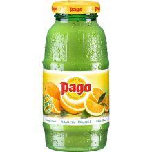 PAGO Orangensaft mit Fruchtfleisch 0,2 Liter
