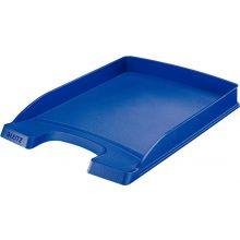 LEITZ Briefkorb 5237 Flach Plus A4 blau