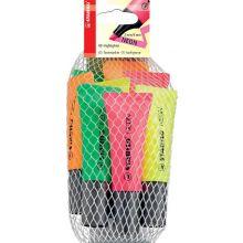STABILO Textmarker Neon 8 Stück 2x 4 Farben