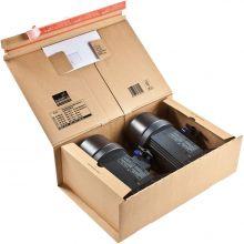 COLOM PAC Paketversandkarton 46 x 31 x 16 cm A3+ braun