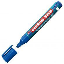EDDING Flipchartmarker 383 mit Keilspitze 1-5 mm blau