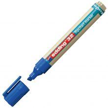 EDDING Flipchartmarker EcoLine 32 mit Keilspitze 1-5 mm blau