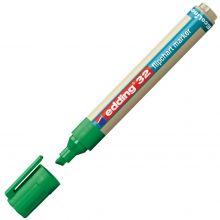 EDDING Flipchartmarker EcoLine 32 mit Keilspitze 1-5 mm grün