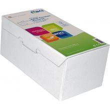 ÖKI Fensterkuvert Classic C6/5-ÖF/CLA80FBOX 200 Stück DIN C6/5 mit Haftstreifen 80g/m² weiß