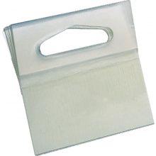 SCOTCH Selbstklebehaken 500 Stück 50,8 x 50,8 mm transparent