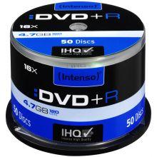INTENSO DVD+R 50 Stück auf der Spindel