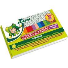 JOLLY Tafelkreide 8320 gewickelt 12 Stück mehrere Farben