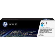 HP Toner Laserjet 201X cyan