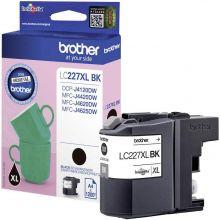 BROTHER Tintenpatrone LC227XL 1,2K schwarz