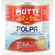 MUTTI Tomatenfruchtfleisch Polpa 2,5 kg