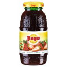 PAGO Erdbeer 0,2 Liter