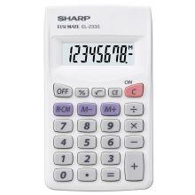 SHARP Taschenrechner EL 233 S