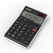 SHARP Taschenrechner EL-128 SWH