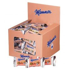 MANNER Original Neapolitaner Minis 60 Stück 15 g