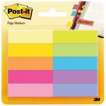 POST-IT Papiermarker 670/10 mehrere Farben