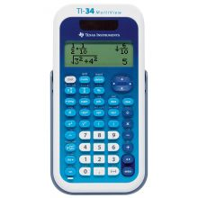 TEXAS INSTRUMENTS Schulrechner 34 MultiView
