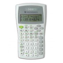 TEXAS INSTRUMENTS Taschenrechner TI30XIIB weiß