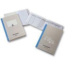 WURZER Registerbuch A5 192 Blatt liniert