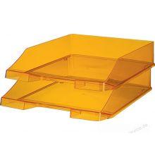 HAN Briefkorb 1026-X-28 transparent orange