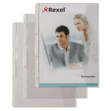 REXEL Dokumentenhülle A4+ 5 Stück