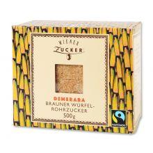 WIENER ZUCKER Würfel-Rohrzucker Fairtrade 500g