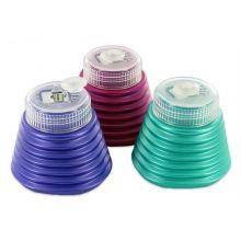 KUM Spitzer Softie kegelförmig verschiedene Farben