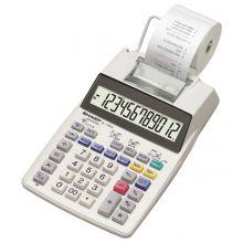 SHARP Tischrechner EL 1750 V 12-stellig druckend