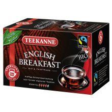 TEEKANNE Schwarztee English Breakfast 20 Stück