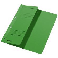 LEITZ Ösenhefter 3740 A4 halber Vorderdeckel grün