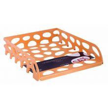 SAX Briefkorb Voronoi 555 A4 orange