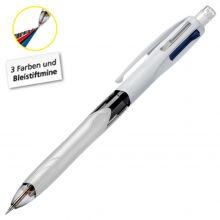 BIC Kugelschreiber 942104 4 Colours 3+1 HB mit Bleistiftmine