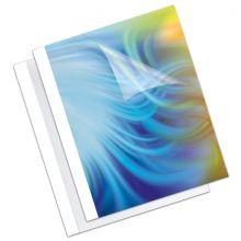 FELLOWES Thermobindemappe 4 mm 100 Stück für 33-43 Seiten weiß