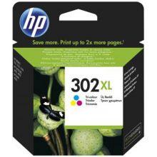 HP Tintenpatrone Nr. 302XL 8ml color