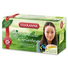 TEEKANNE Grüner Tee 20 Stück Fairtrade