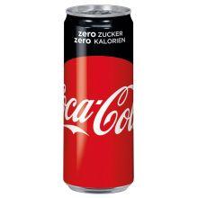 COCA COLA Zero Dose 0,33 Liter