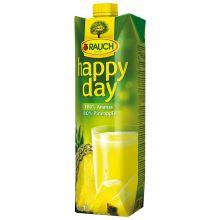 RAUCH Happy Day Ananassaft 100% Tetra-Pak 1 Liter