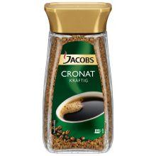 JACOBS Cronat Löskaffee kräftig 200 g