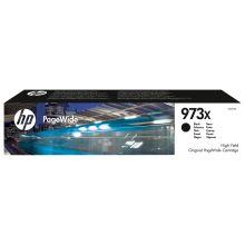 HP Tintenpatrone Nr. 973X 182,5ml schwarz
