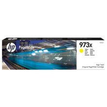 HP Tintenpatrone Nr. 973X 86ml gelb