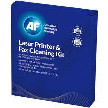 AF Reinigungsset LFC000 für Laserdrucker und Faxgeräte