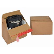 COLOM PAC Blitzbodenkarton 154.302020 Eurobox M 294 x 194 x 187 mm braun