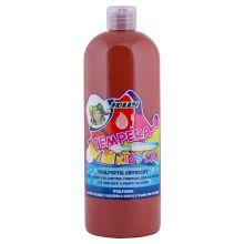 JOLLY Malfarbe 9342 Tempera Kids Mix 1 Liter mittelbraun