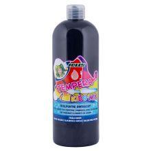 JOLLY Malfarbe 9342 Tempera Kids Mix 1 Liter schwarz